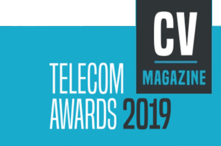 Corporate Vision (CV) Magazine Telecom Awards -- Loxcel Geomatics