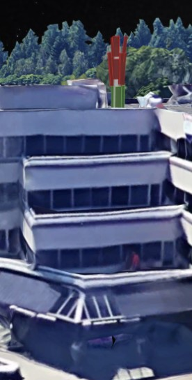 Google Earth '3D Buildings' interfering with the display of KML rendered site